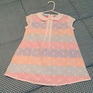 Bitty baby dress for toddler 3t
